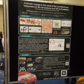 MD.USE presents first scientific poster with Augmented Reality