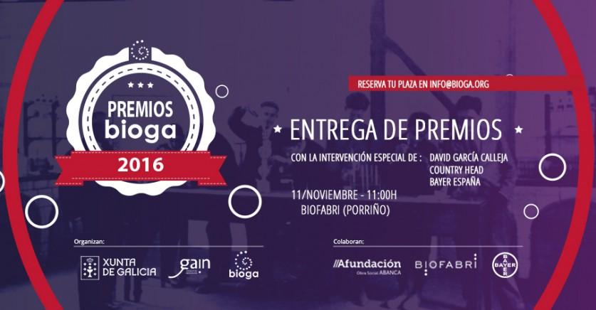 IV Premios Biogaque