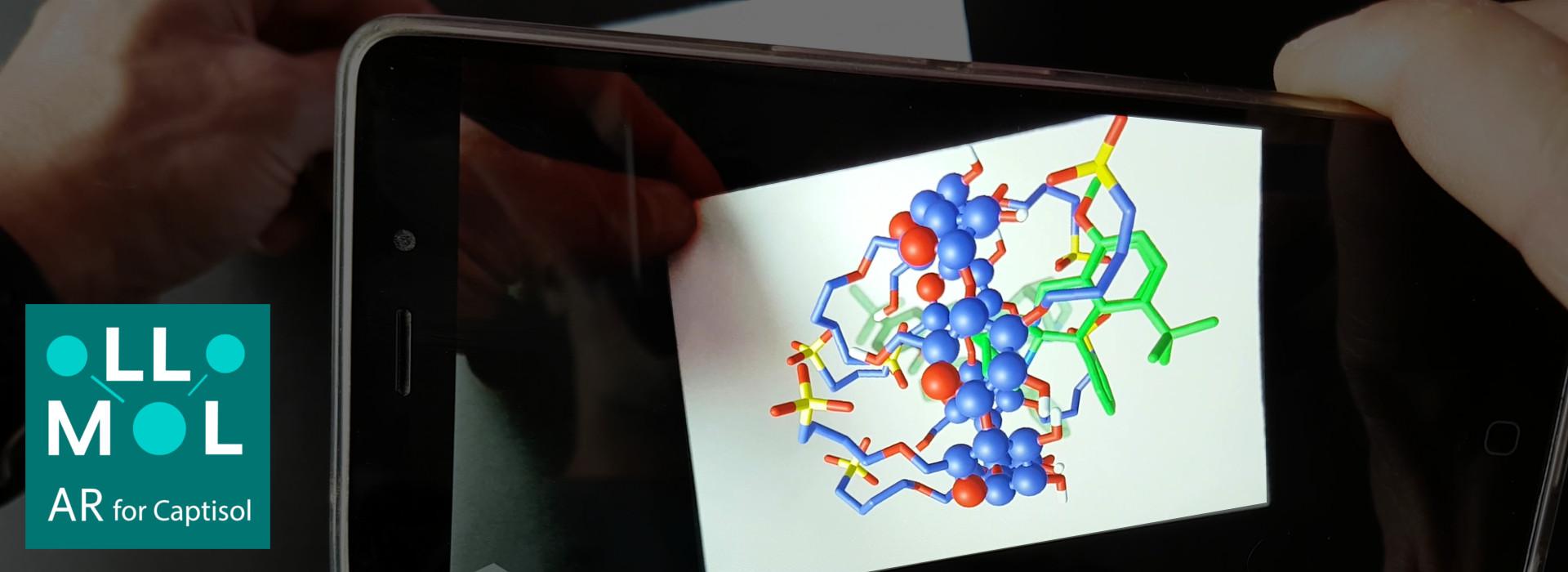 Ollomol AR for Captisol